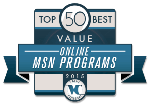Top 50 Online MSN Program